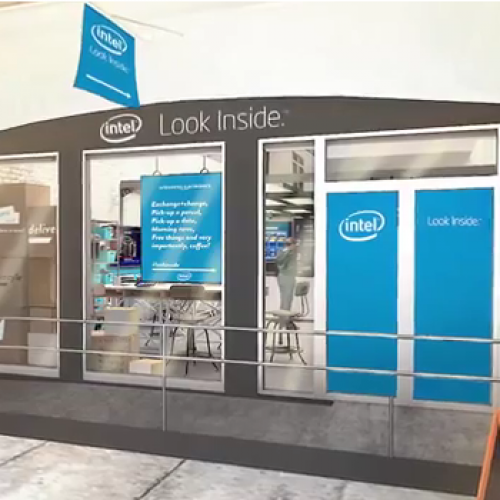 Intel Experience stores opening in Los Angeles, Chicago and New York for the holidays
