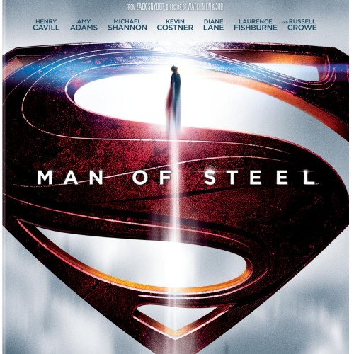 Man of Steel Blu-ray review