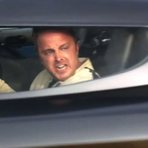 Jesse Pinkman and Tony Stark's dad have the Need for Speed in new trailer