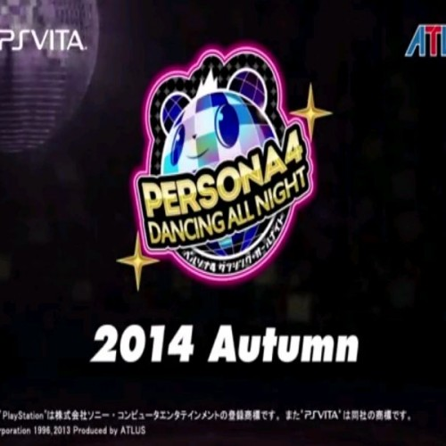 Persona 4: Dancing All Night coming to PlayStation Vita