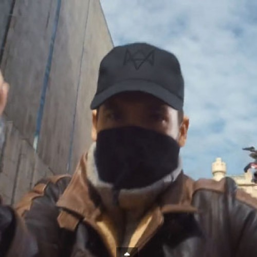 PS4's live-action launch trailer features Ryu, Watch Dogs, Assassin's Creed and inFAMOUS