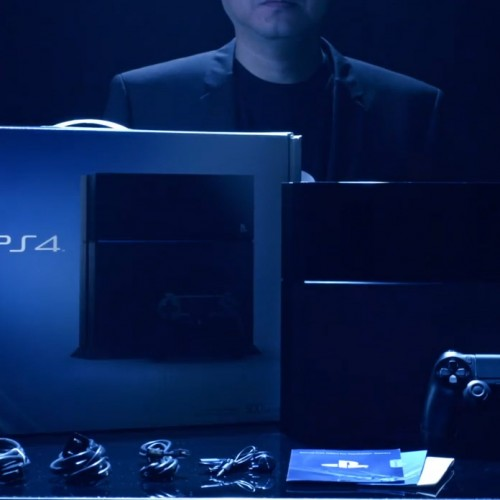 Official PlayStation 4 unboxing video is here