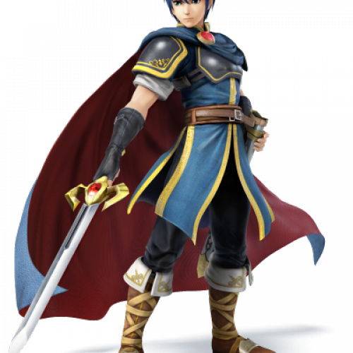 Marth revealed as a character in Smash Bros. for Wii U and 3DS