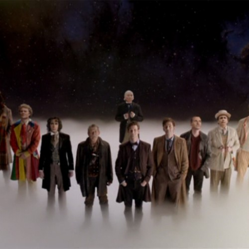 """DW 50th: Behind the Lens! The making of """"The Name of the Doctor"""""""