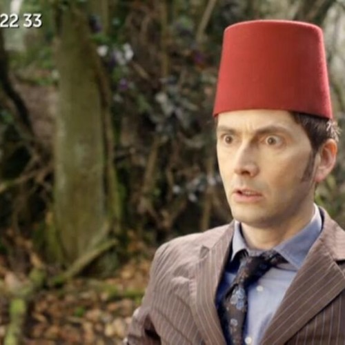 """DW 50th: BBC releases exclusive clip from """"The Day of the Doctor"""" for Children in Need"""