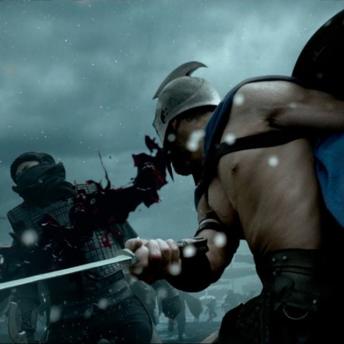 300: Rise of an Empire gets a new trailer