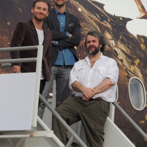 The Hobbit: The Desolation of Smaug's Air New Zealand red carpet coverage