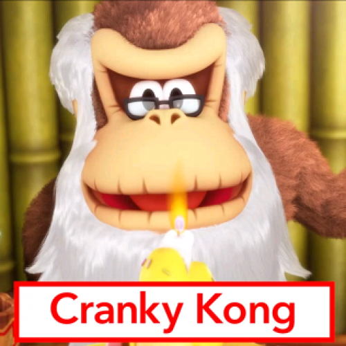 Donkey Kong Country: Tropical Freeze coming February 21 – Don't be Cranky