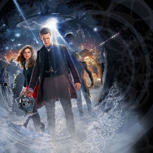 """Doctor Who:  New """"The Time of the Doctor"""" poster and stills!"""