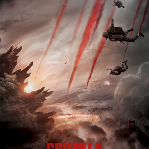 Godzilla teaser trailer is officially up