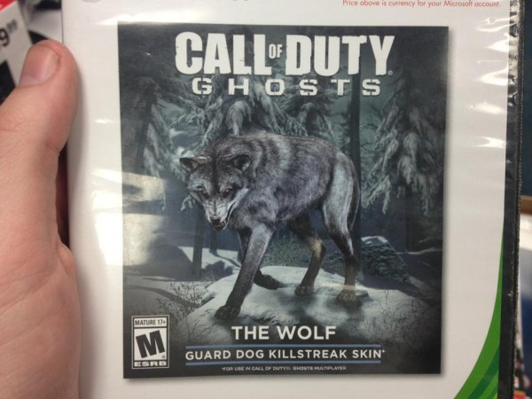 Ghost Dogs, woo!
