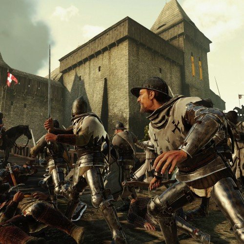 Open world RPG 'Kingdom Come Deliverance' heads to PS4, Xbox One and PC in 2015