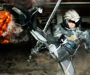 Raiden from Metal Gear Rising Photographer: Brian Lim