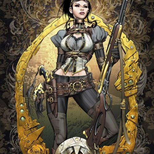 The rise of steampunk heroines