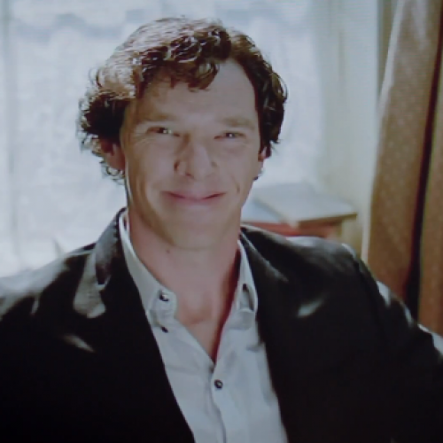 'SHERLOCK' mini-episode 'Many Happy Returns'