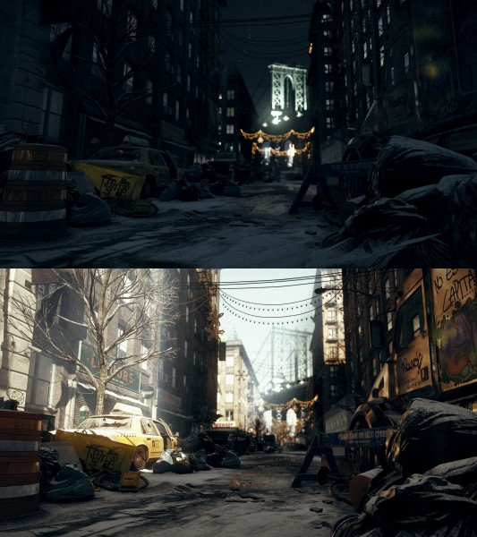 Tom Clancy the Division_screen_DayNight