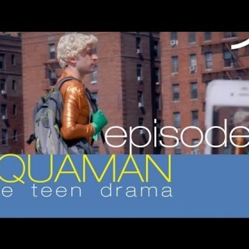 Move over Arrow, Aquaman: The Teen Drama premieres online