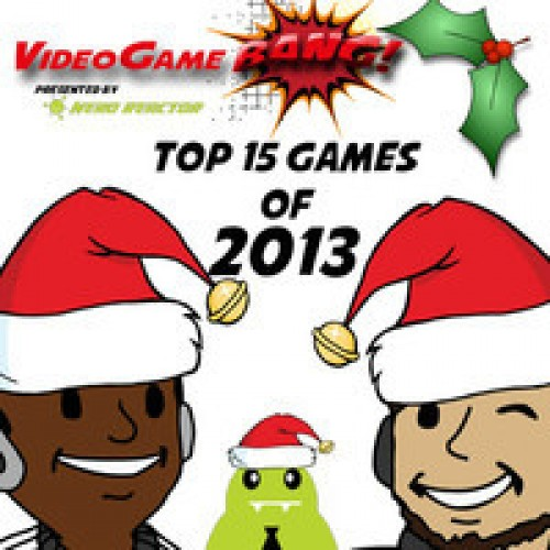 Videogame BANG! Top 15 Video Games of 2013 Christmas Party