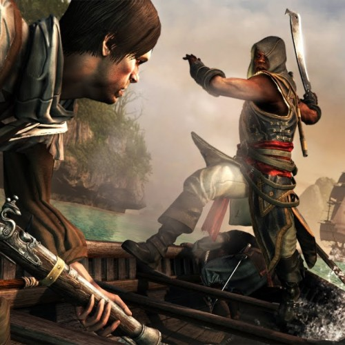 Assassin's Creed IV Black Flag 'Freedom Cry' DLC launch trailer