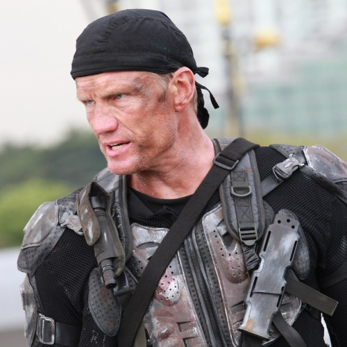 Dolph Lundgren fights zombies and robots in 'Battle of the Damned' red-band trailer