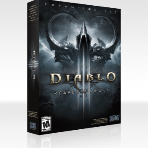 Diablo III expansion 'Reaper of Souls' coming March 25