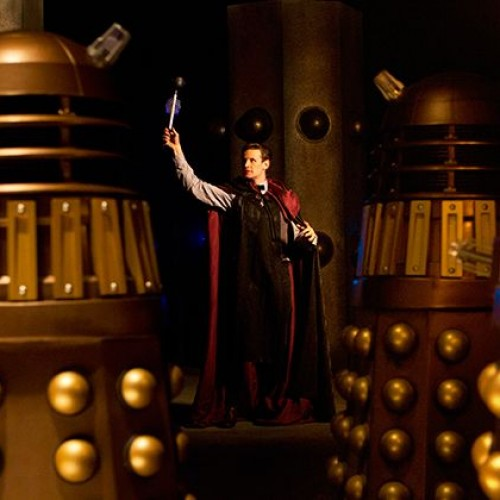 BBC releases new photos to Doctor Who's The Time of the Doctor