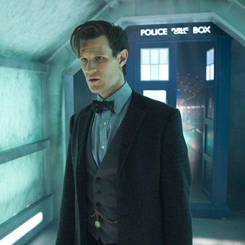 Doctor Who: The Time of the Doctor trailer is out!