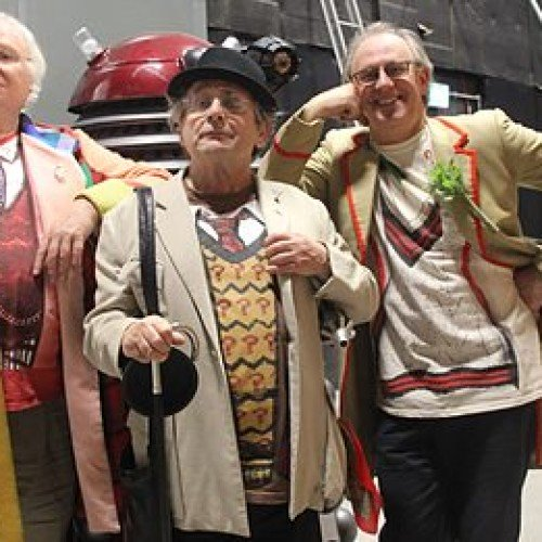 DW 50th: The Five(ish) Doctors Reboot