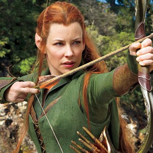 Evangeline Lilly was lied to about her role in The Hobbit: The Desolation of Smaug