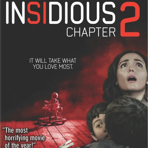 Contest: Winner announced for Insidious: Chapter 2 Giveaway
