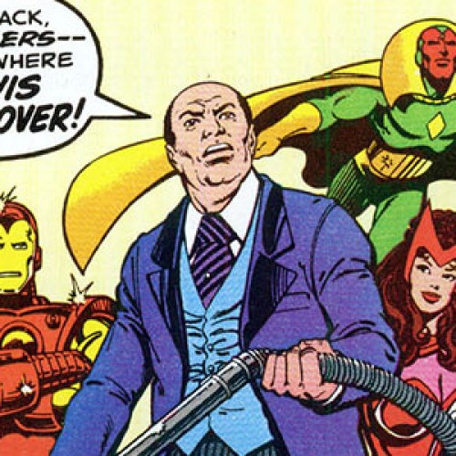 Actor Simon McBurney looked at for a role in Avengers: Age of Ultron; Will he play Edwin Jarvis?