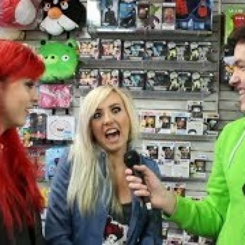 Interview with Jessica Nigri and Monika Lee at Ottawa Pop Expo 2013