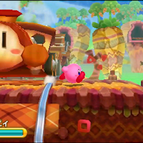 Kirby Triple Deluxe coming to the 3DS in 2014