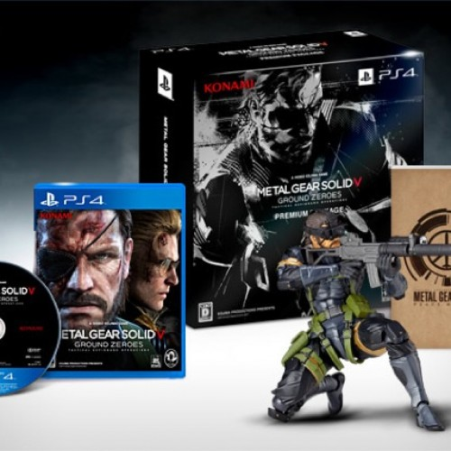 Metal Gear Solid V: Ground Zeroes bundles coming to Japan; plus Xbox gets an exclusive Raiden mission