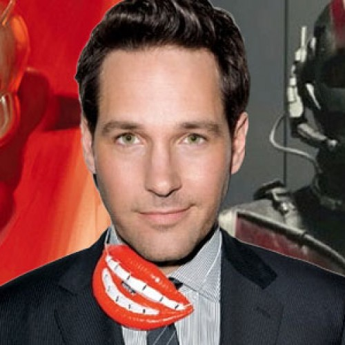 Ant-Man has found its lead in Paul Rudd