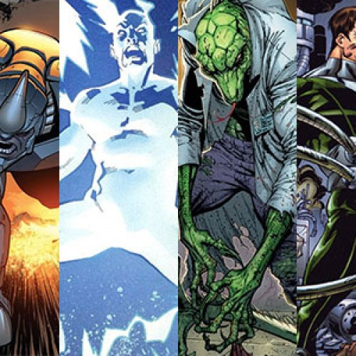 Sony announces Venom, Sinister Six and Spider-Man 3 films
