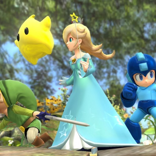 New Super Smash Bros. for Wii U trailer shows off Rosalina and Luma's moves