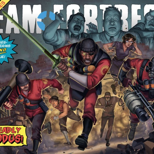 Team Fortress #2 – Unhappy Returns