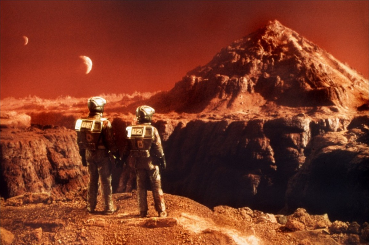 Mars contains low radiation exposure, manned missions may ...
