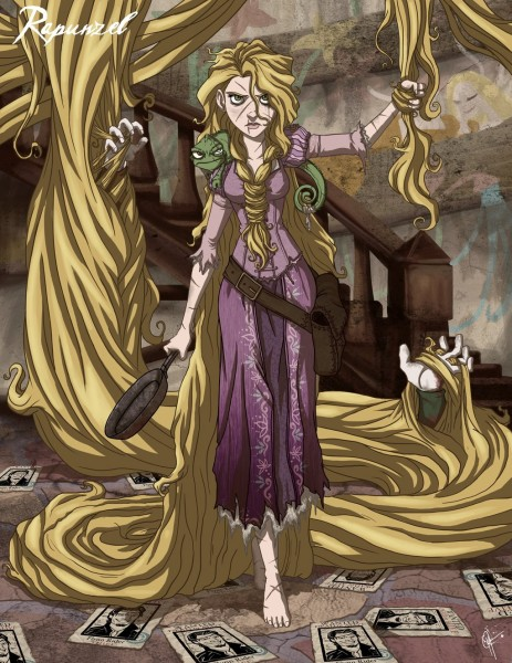 twisted_princess__rapunzel_by_jeftoon01-d35mvla