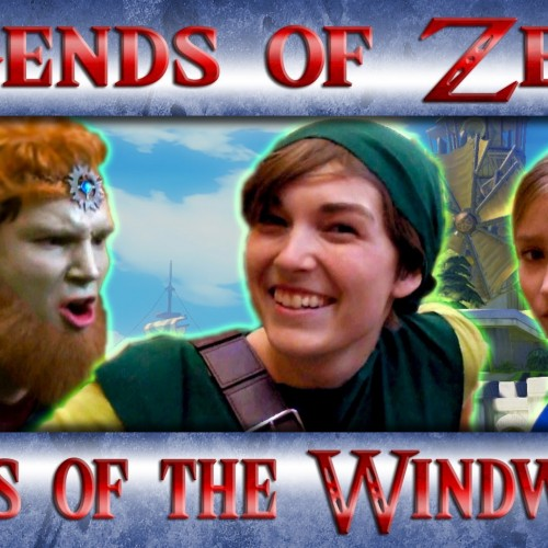The Legend of Zelda: The Wind Waker musical