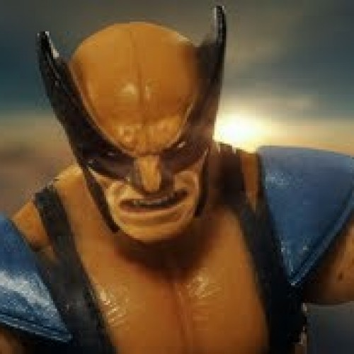 Wolverine joins Chuck Norris and Jean-Claude Van Damme with the epic split