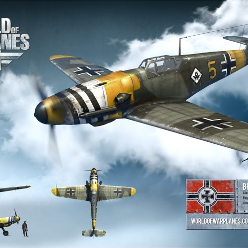 World of Warplanes Review (PC)