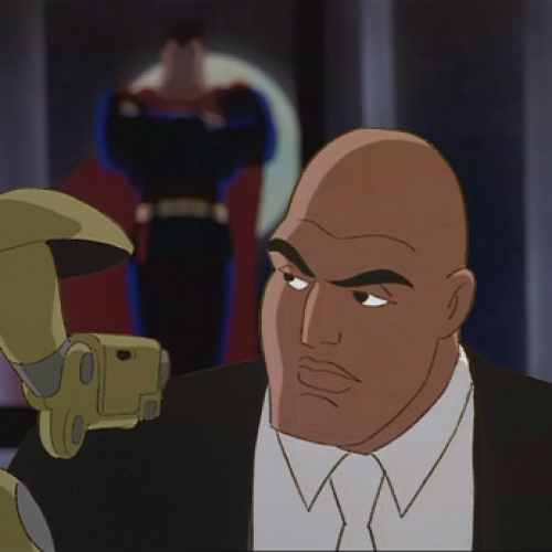 Warner Bros. is looking for a black Lex Luthor?