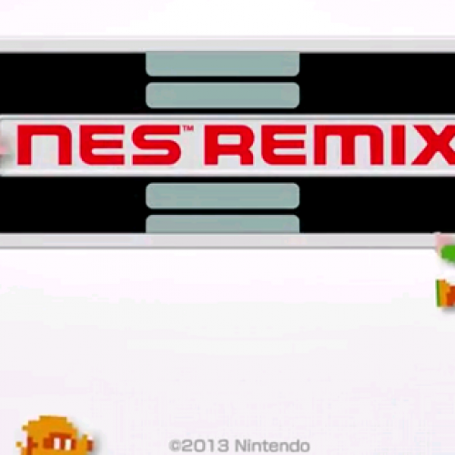 Introducing NES Remix – Play Nintendo 8-bit games like never before
