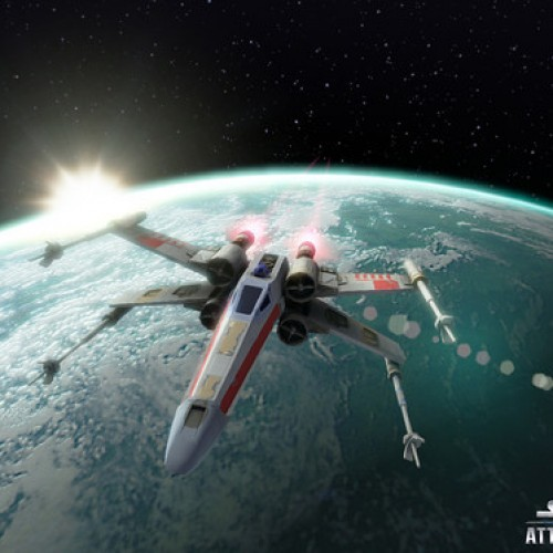 Free-to-play Star Wars online game will have you flying X-wings