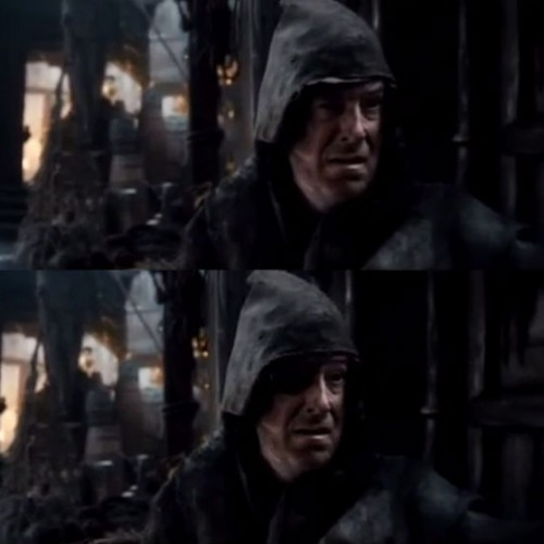 Stephen Colbert's cameo in The Hobbit: The Desolation of Smaug!