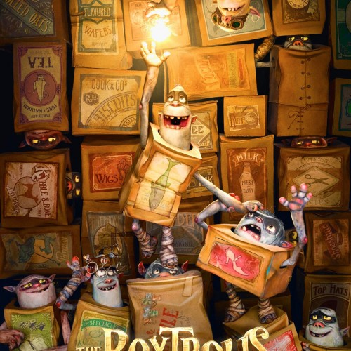 Laika's stop-motion animation, The Boxtrolls, gets a new trailer