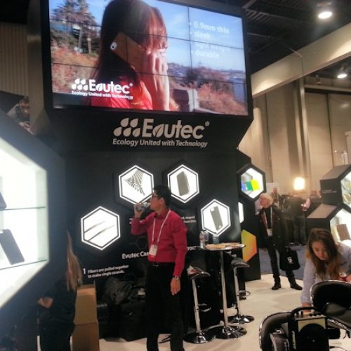 CES 2014: Evutec using Wood and Kevlar to protect your phones and tablets