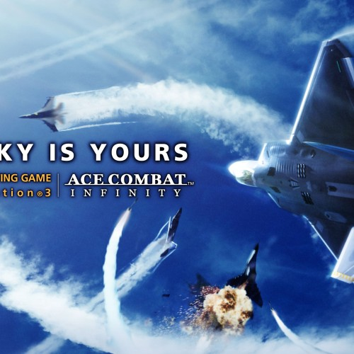 Take to the skies with the Ace Combat Infinity Open Beta starting February 4th